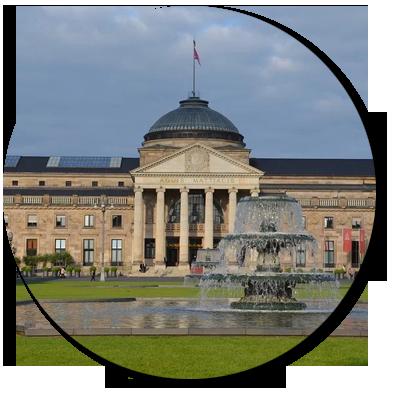 Berlin Wiesbaden Entfernung